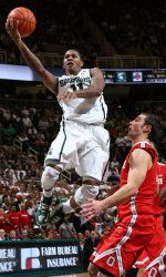 Keith Appling explained his late-game heroics in Michigan State's critical 59-56 victory over Ohio State as someone possessing the rarest virtue of all in this instant-gratification world.