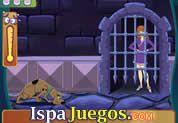 Juego de Scooby Doo Creepy Castle   JUEGOS GRATIS: Ayuda a Scooby Doo a rescatar a todos sus compañeros de misterio a la orden, ellos están como prisioneros en un castillo lleno de fantasmas de los cuales Scooby debe de escapar, ve recogiendo todos los objetos y accionando las trampas para que los fantasmas queden atrapados y Scooby no salga corriendo y logre rescatar a sus amigos.