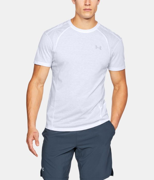 717e63ca25 Men's UA Microthread Swyft T-Shirt in 2019 | Fitness Gear | Types of ...