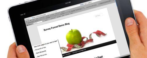 SurveyFunnel is the WordPress Survey plugin for Survey maker, Quiz, Questionnaire