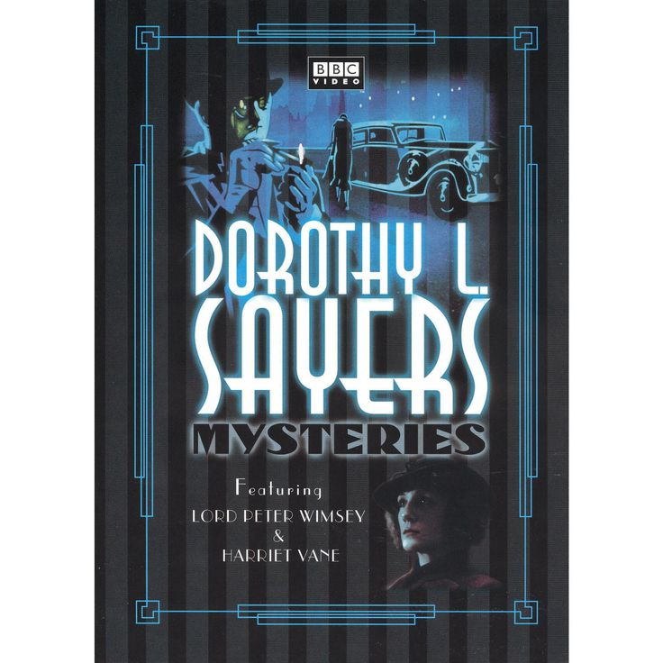 Dorothy l sayers mysteries 3pk set (Dvd)