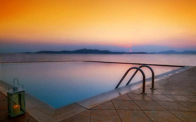 VENUS BEACH HOTEL  Evia resort
