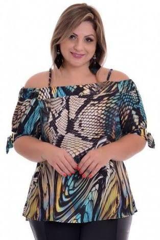 Resultado de imagen para blusas plus size