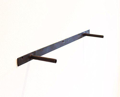 10 ideas about floating shelf brackets on pinterest. Black Bedroom Furniture Sets. Home Design Ideas