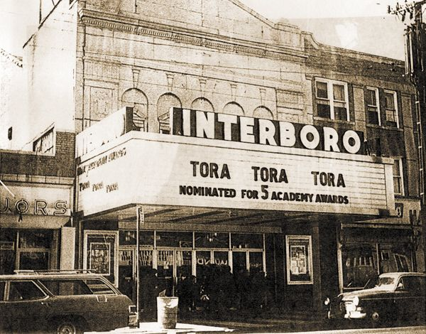 bronx theaters | Bronx Movie Theatres  I remember the Interboro Theater!