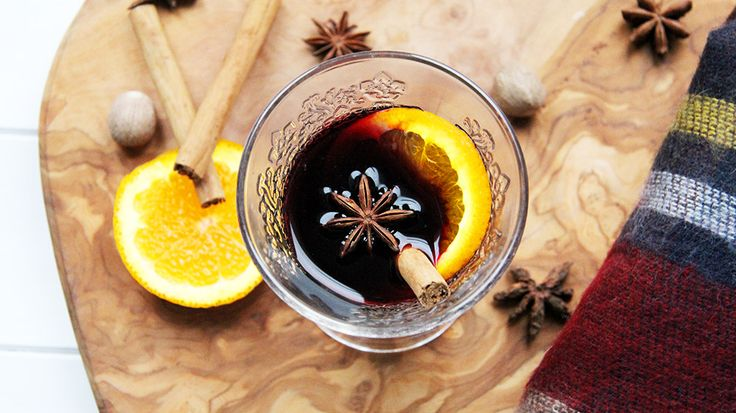 Mulled Wine. Feeling the Christmas vibes already!