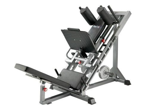 Bodycraft F660 Linear Bearing Hip Sled New As Shown At Home Gym Leg Press No Equipment Workout