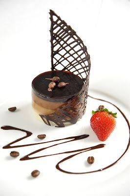 17 mejores ideas sobre postres gourmet en pinterest for Decoracion de platos gourmet pdf