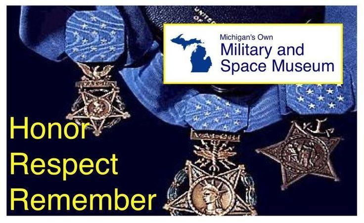 Honor. Respect. Remember.