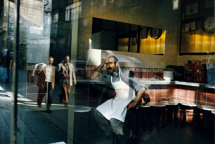 Suleymaniye, 2004 by Alex Webb/Magnum Photos