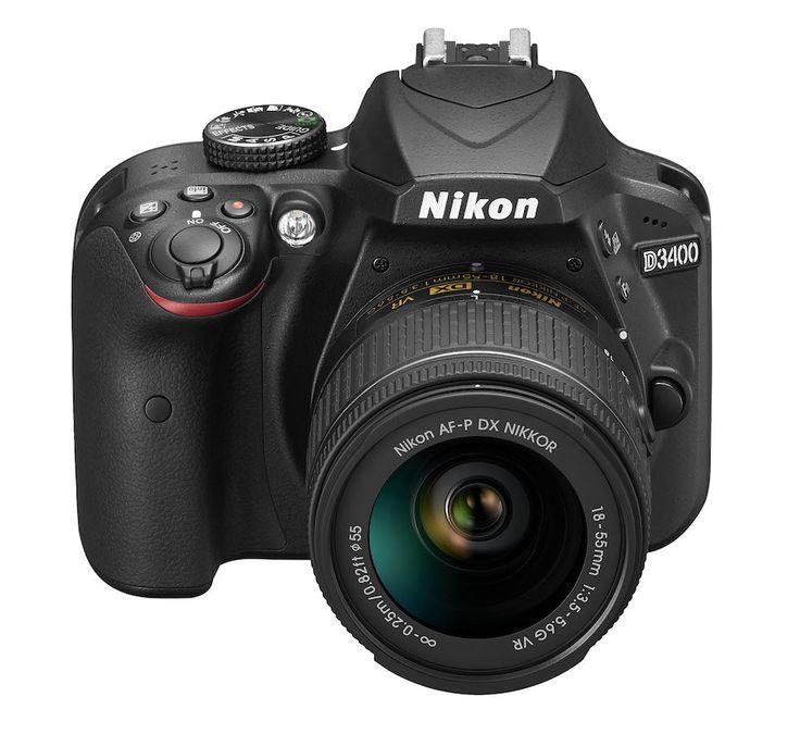 New Nikon D3400
