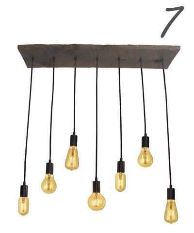 5 Pendant Light Cluster - Customizable - Modern – Hangout Lighting