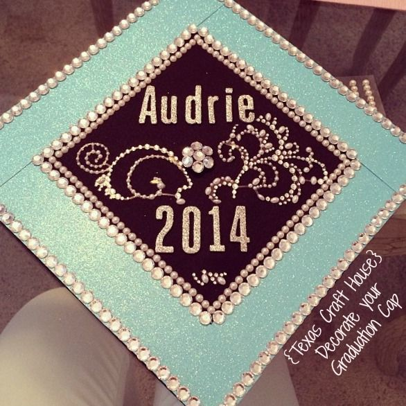 Hi everyone!! My sister graduated from high school last year and asked for my help to decorate her cap! She is going to school for nursing and wanted to use that theme. She came to me with a cute i...