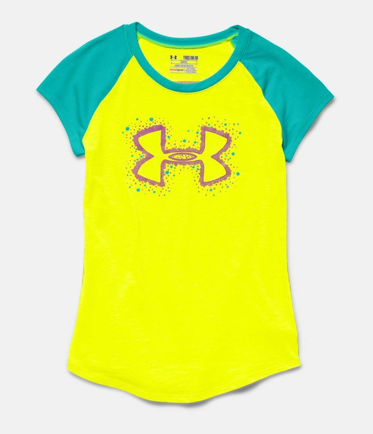 UNDER ARMOUR OUTLET ONLINE Shop Under Armour for Girls' UA Big Logo Branded Raglan in our Girls Tops department.  Free shipping is available in US.