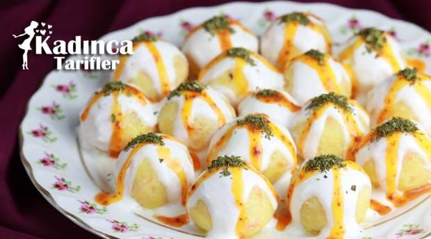 Yoğurtlu Havuçlu Patates Topları Tarifi nasıl yapılır? Yoğurtlu Havuçlu Patates Topları Tarifi'nin malzemeleri, resimli anlatımı ve yapılışı için tıklayın. Yazar: AyseTuzak