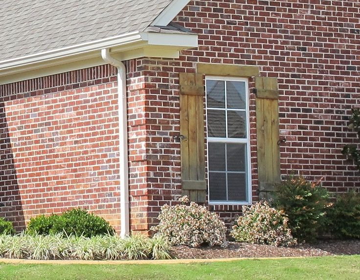 Nice Brick Quoins #6: Brick Quoins Are A Beautiful Finishing Touch, And Because Itu0027s Brick, Your  Home Won