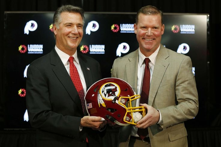 FORMER REDSKINS GM SCOT MCCLOUGHAN ADVISING OTHER TEAMS IN ADVANCE OF NFL DRAFT, PER NFL NETWORK