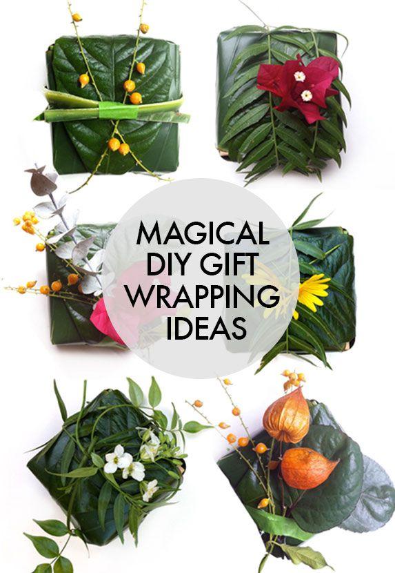 Magical DIY Gift Wrapping Ideas | eBay