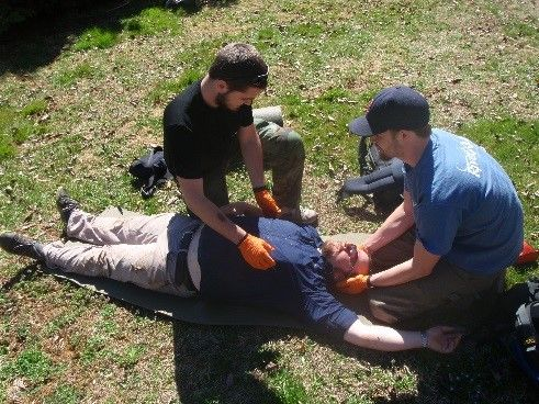 Outdoor Leadership-Wilderness Emergency Medicine, Certificate | SOUTHWESTERN COMMUNITY COLLEGE