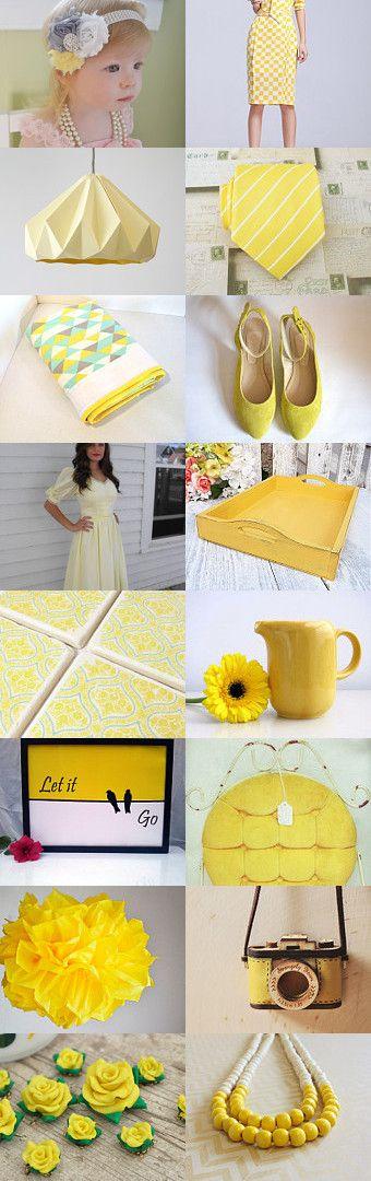 Sunny day (◕‿◕) by Noa Avneri on Etsy--Pinned with TreasuryPin.com