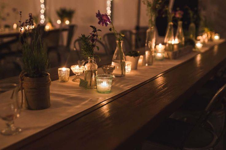 A Lovely, DIY, Ciderhouse Wedding | Weddingbells