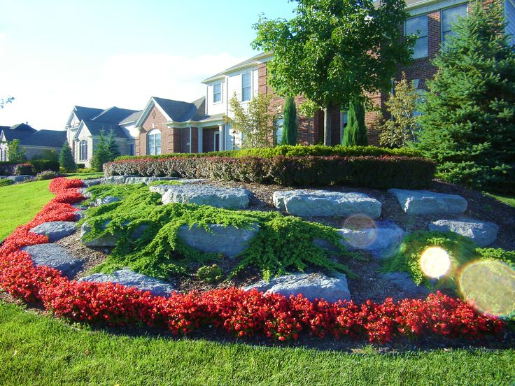 87 best landscaping images on pinterest landscapes for Sunny landscape designs