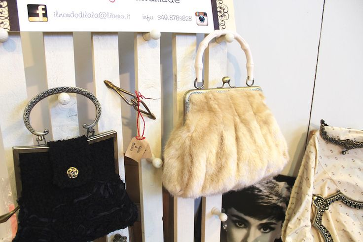 #vintage #remake #fauxfur #accessories #lifestyle #fashion