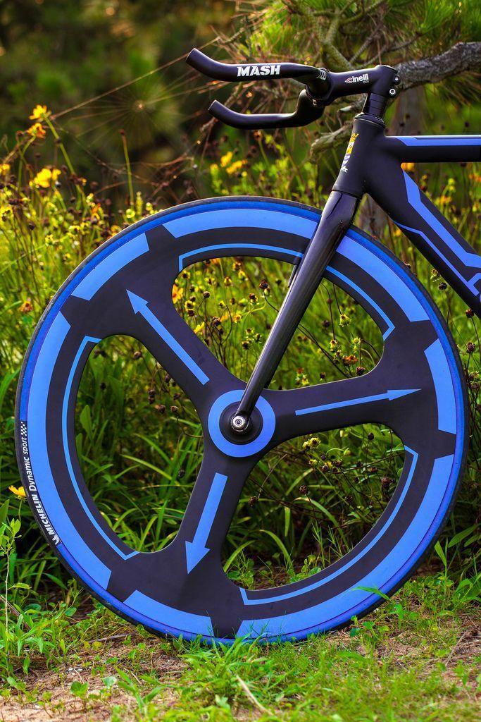 Bicycle Maintenance Bicycle Tron Bike Bike Design
