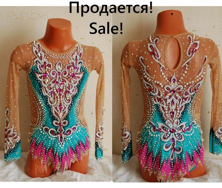 "92 Likes, 6 Comments - Алина Кугаевская-Солодягина (@alina_solo_leotards) on Instagram: ""Rhythmic gymnastics leotard for sale, used, in  perfect condition. Height 122-128 cm. For details…"""