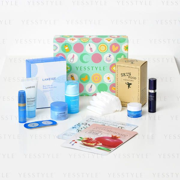 Love Korean beauty brands like Skinfood, EtudeHouse, Laneige, Missha, Innisfree? Join this #contest for a chance to win a Korean Beauty Box Sampler. Contest ends July 1, 2013. Here's how: http://yesstyle.tumblr.com/post/54005781007