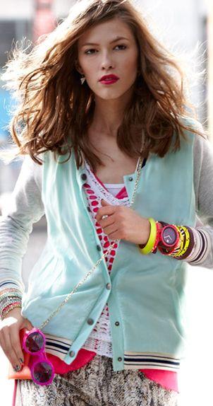 Stacked Wrist Bracelets