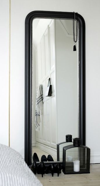 Regards et Maisons: Miroir