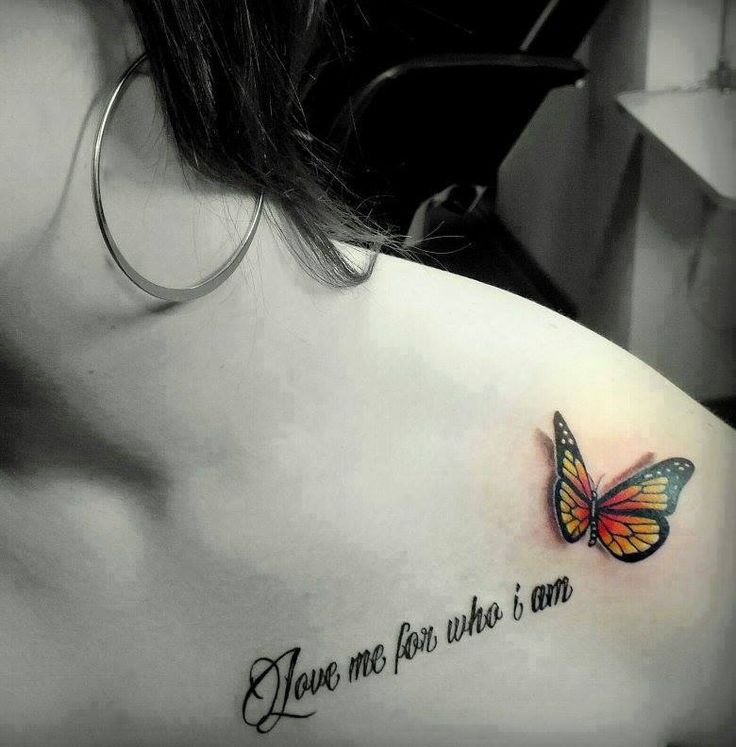 Tattoo love me for who i am idea tattoo pinterest i for Tattoos for me