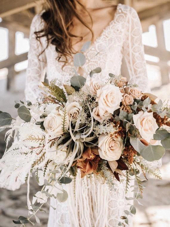 Three Simple Ways To Bustle A Wedding Dress In 2020 Bride