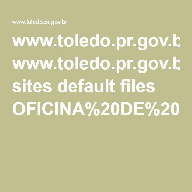 www.toledo.pr.gov.br sites default files OFICINA%20DE%20LEITURA%20-%20ATIVIDADES.pdf
