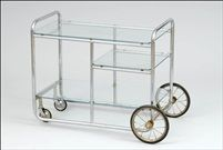 Serving trolley by Pauli Blomstedt