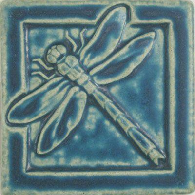 pewabic pottery tile nouveau arts and crafts