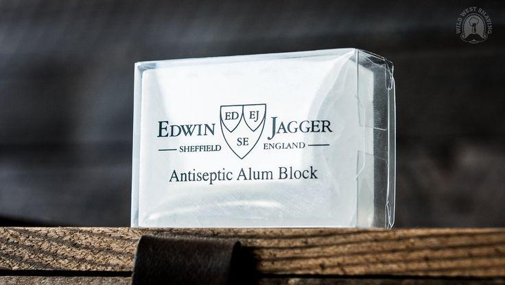 Edwin Jagger - Alum stone - 54g