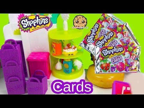 Shopkins Season 3 Metallic So Cool Fridge Refrigerator Toy Playset with MY Little Pony Fash'ems - YouTube