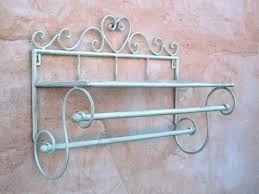 Resultado de imagen para accesorios para baños en hierro