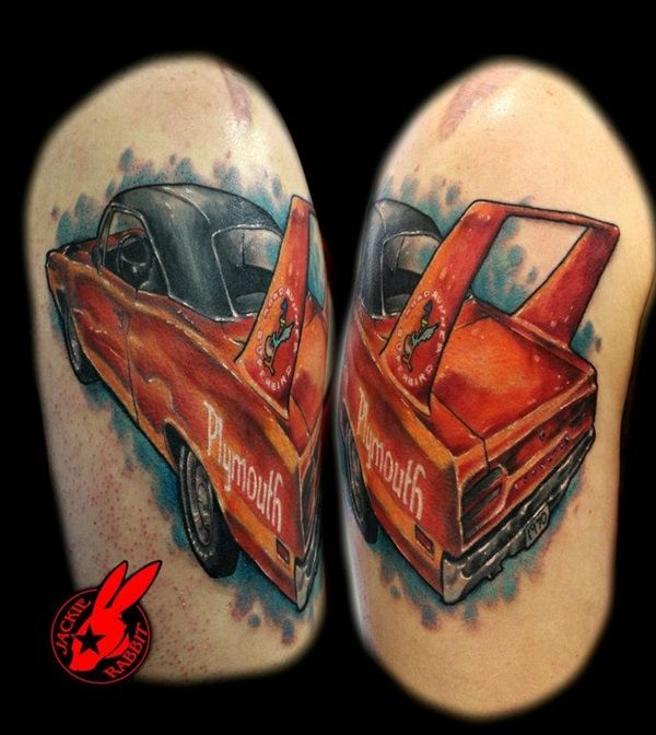 22 best images about car tattoo on pinterest ideas design and car tattoos. Black Bedroom Furniture Sets. Home Design Ideas