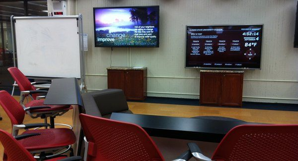 26 best images about learning commons design on pinterest Illinois state university interior design