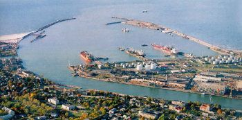 latvia Ventspils   ... Eyes of Latvia is City Ventspils, which looks at waiving Baltic sea
