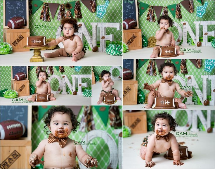 Football Jets First Birthday Photo Shoot.   | first birthday | cake smash | photo | theme | ideas  | messy | one | nj photographer | 1st | one | unique | baby | contemporary | vibrant | colorful | fun | boy | green | ball