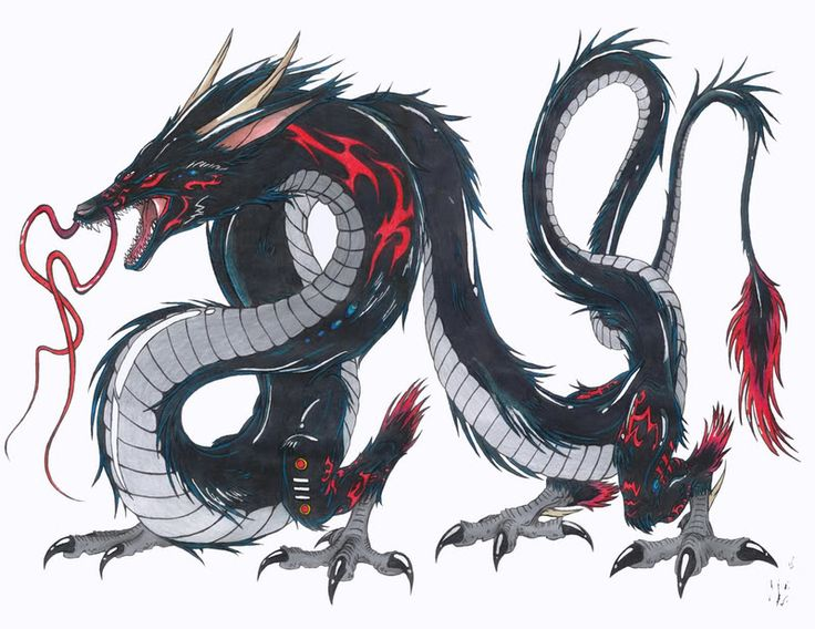 dragon and wolf heart | Welcome to Gaia! :: | dragon ...