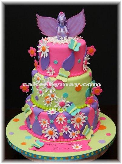 my little pony birthday cakes | Pegasus - Little Pony Cake