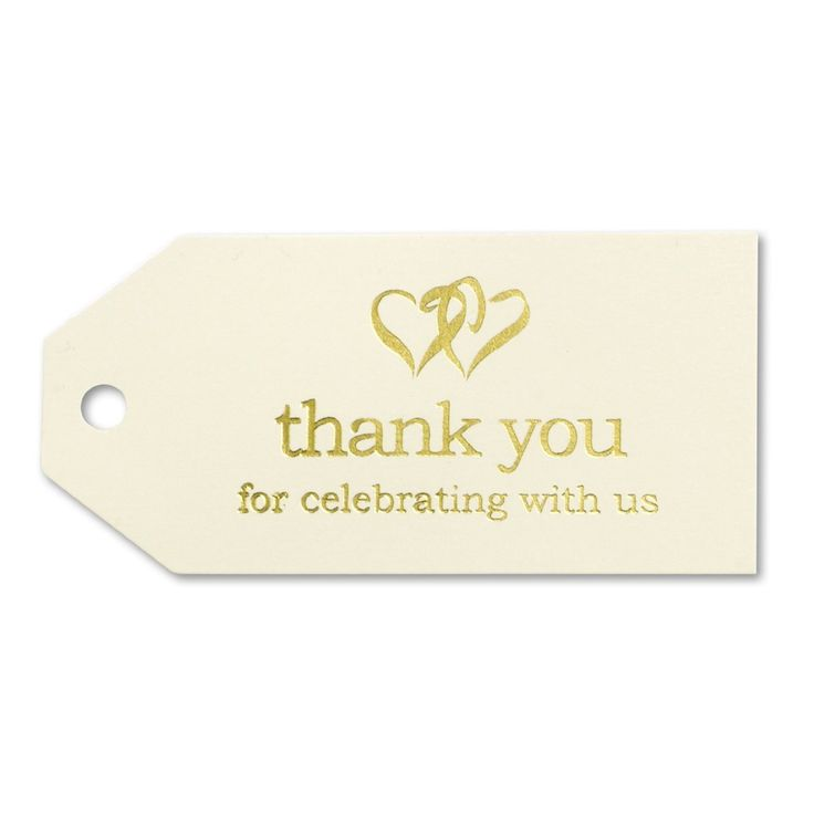 Thank Your For Celebrating With Us Cards For Baby Shower