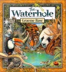 The Waterhole - Graeme Base