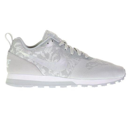 Nike Revolution 3 (GS) Sneakers dames Sportschoenen - Maat 41 - Vrouwen - grijs/wit