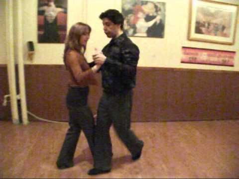 Changing directions in Tango. Lesson 10